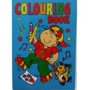 WF Graham - Colouring Book 1
