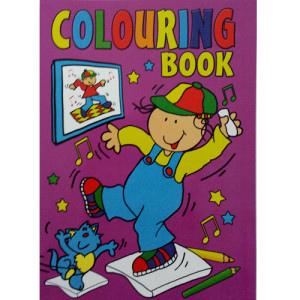 WF Graham - Colouring Book 2