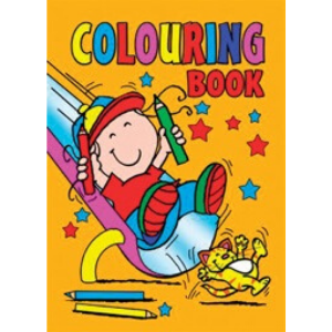 WF Graham - Colouring Book 3