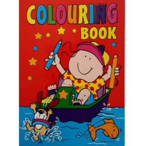 WF Graham - Colouring Book 4