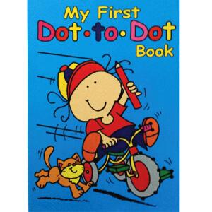 WF Graham- My First Dot To Dot Activity Book 2