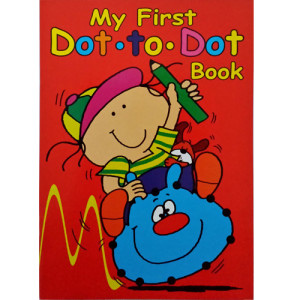 WF Graham- My First Dot To Dot Activity Book 4