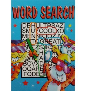 WF Graham Word Search Puzzle Book1