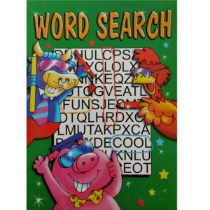 WF Graham Word Search Puzzle Book2